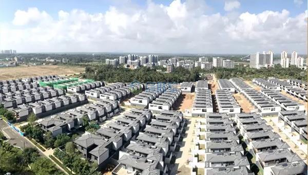 融创博鳌金湾2019年3月最新工程进度组图 - 海南新房