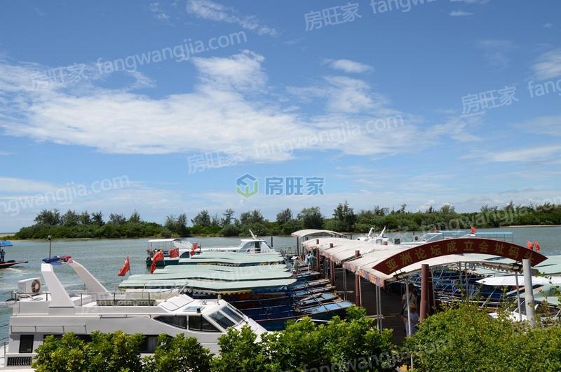 碧桂园东海岸小区周边配套:亚洲论坛成立会址码头