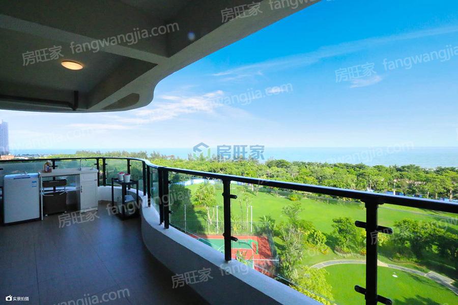 碧桂园东海岸天澜海观景阳台