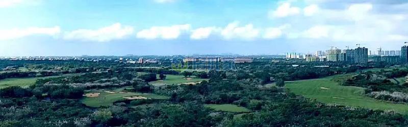 10座18洞国际高尔球夫球场
