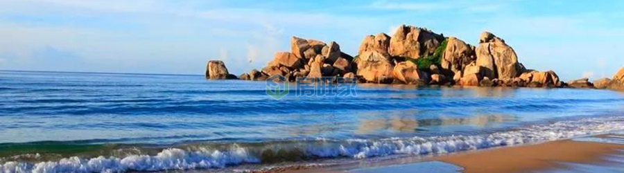 中海神州半岛丰富的自然资源