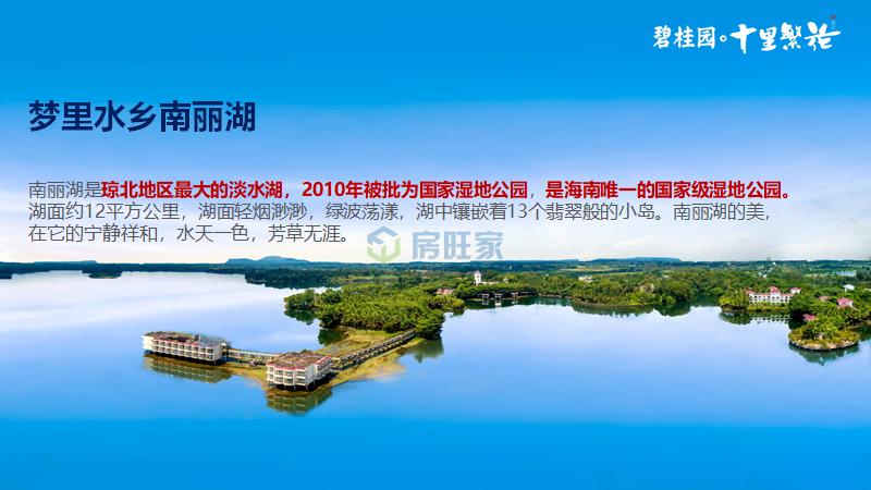 碧桂园十里繁花南丽湖