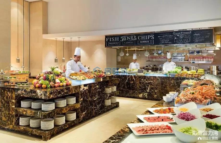 富力湾万豪亚洲风尚餐厅