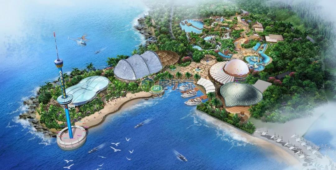 富力湾海洋欢乐世界