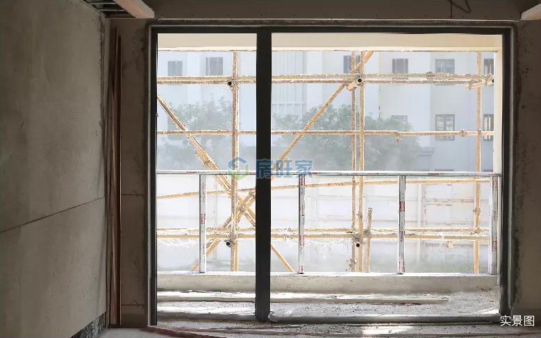 海南臻园建面103平花园洋房2019年11月工程进度