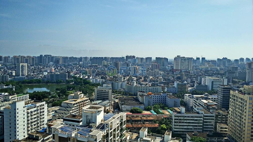 望海国际精装公寓高层视野图
